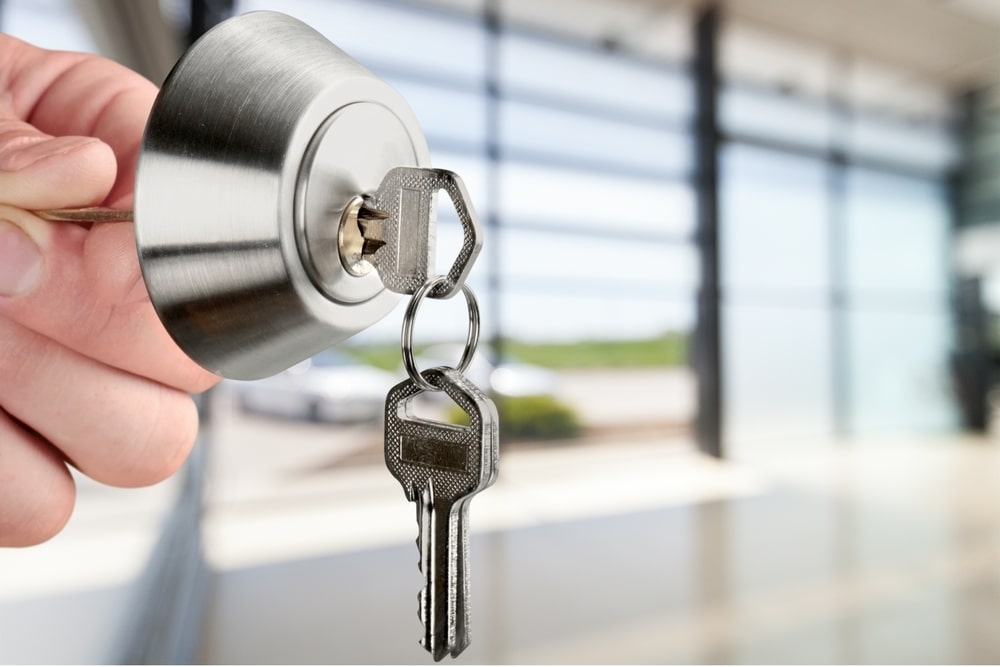 Locksmith Toronto services